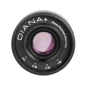 Lomo Diana+ 75mm Premium Glass Lens (Diana+/DianaF+用)|photo-station