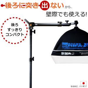 撮影用照明「RIFA(リファー)-F40×40cmコンパクトセット」|photo-zemi