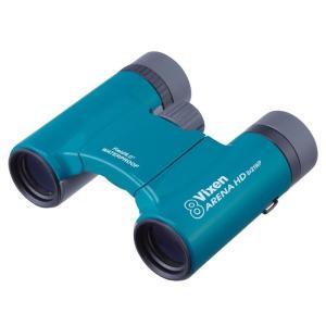 Vixen ビクセン 双眼鏡 アリーナ HD8×21WP ブルー