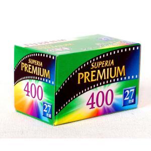 【単品】スペリア プレミアム 400-27枚撮 <135/35mm ネガカラーフィルム>  ISO感...