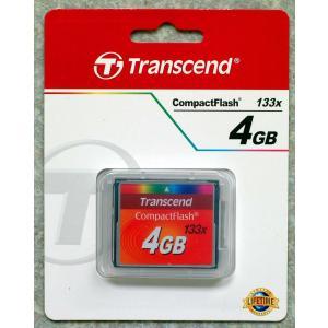 【4GB】CF 133x <コンパクトフラッシュ> トランセンド/Transcend製 photoland