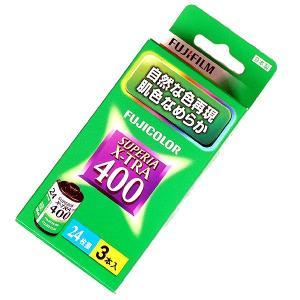 2018-3期限 《送料無料》 【3本入】スペリア・エクストラ 400-24枚撮 SUPERIA X-TRA★ISO感度400 <ネガカラーフィルム> 135/35mm フジフィルム|photoland