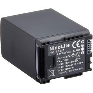 キャノン(Canon) BP-827/BP-827D互換バッテリー
