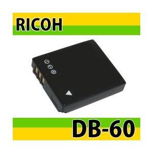 リコー(Ricoh) DB-60互換バッテリー photolife