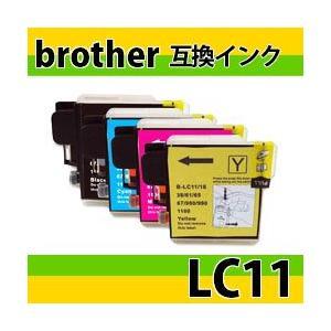 「単品」ブラザー(brother) LC11互換インク LC11BK・LC11C・LC11M・LC11Y|photolife