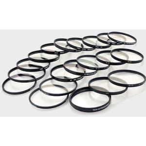 UVフィルター(フィルター径30mm〜58mm)AF対応 一眼レフ カメラ レンズ プロテクター|photolife