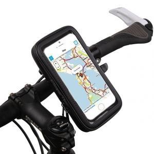 定形外 【B092】自転車用スマホケース,タッチ操作対応!サイクリング時にスマートフォンで地図表示,iPhone他対応,バイクマウント,画面4.7インチ,防水仕様|photolife