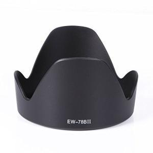 定形外 EW-78BII 互換レンズフード キヤノン 交換レンズEF28-135mm F3.5-5....