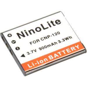 定形外 カシオ(CASIO) NP-120互換バッテリー EX-Z780/EX-Z680/EX-ZS...