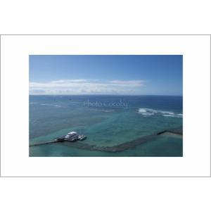 ハワイの海ポストカード|photoroom-g