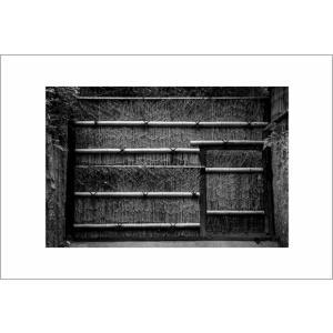 古都の門ポストカード|photoroom-g