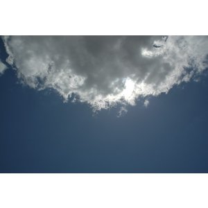 雲と光・青空ポストカード|photoroom-g