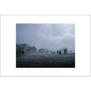 霧の朝ポストカード|photoroom-g