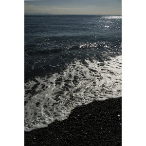 三保の松原海岸・波ポストカード|photoroom-g