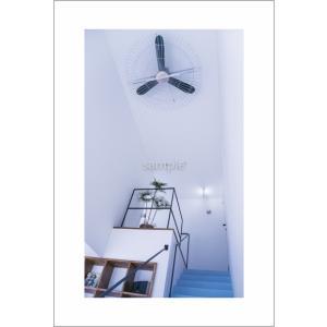小笠原南国風店内のポストカード|photoroom-g