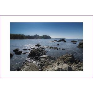 小笠原州崎海岸のポストカード|photoroom-g