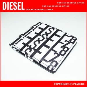 ディーゼル DIESEL 00B826 PR184 H1532 二つ折り財布|piacere-jp