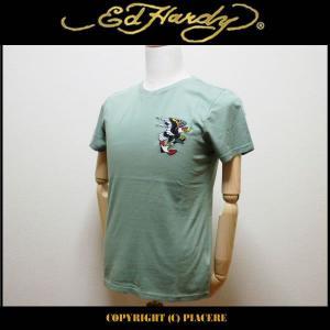 エドハーディー Ed Hardy A1BHADO Tシャツ|piacere-jp