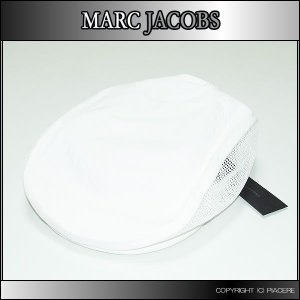 マークジェイコブス Marc By Marc Jacobs ハンチング ホワイト|piacere-jp