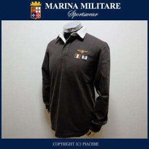マリーナミリターレ MARINA MILITARE MYT430 長袖ポロシャツ|piacere-jp
