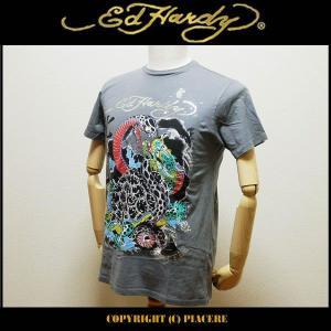 エドハーディー Tシャツ Ed Hardy R1DBJJML|piacere-jp