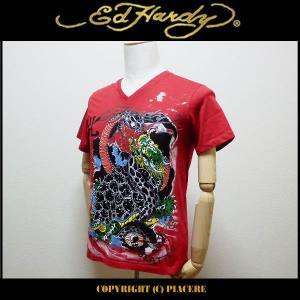 エドハーディー Ed Hardy R1DSJJML Tシャツ|piacere-jp