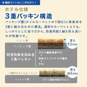 防音カーペット・防音マット 静床ライト 50c...の詳細画像4