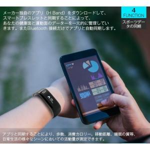 Diggro P1 スマートブレスレット スマ...の詳細画像5
