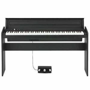コルグデジタルピアノLP-180BK+イス・ヘッドホンセット