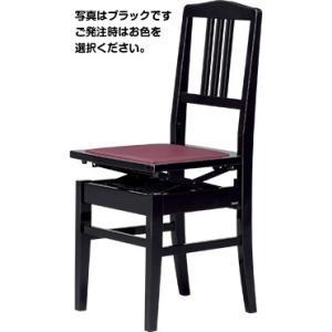 ピアノ椅子 吉澤製 5K ブラック|pianoveil