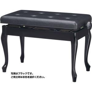 ピアノ椅子 吉澤製 Y-65N ブラック|pianoveil