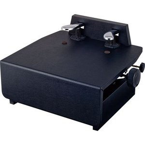 ピアノ 補助ペダル ピアノ演奏補助 吉澤製 AX-T1 (ブラック)