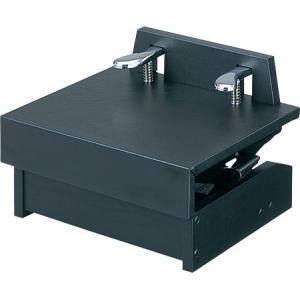 ピアノ 補助ペダル ピアノ演奏補助 吉澤製 SP-D (ブラック ラック式)