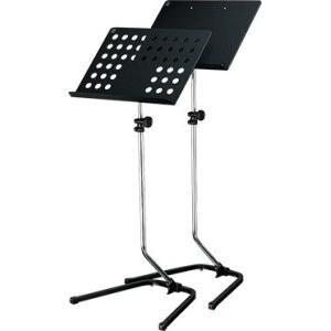 オオハシ 譜面台(穴あき) ブラック MS-114N|pianoveil