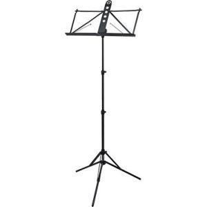 ヤマハ 譜面台(専用ソフトケース付) ブラック MS-303ALS|pianoveil