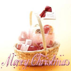 クリスマス ケーキハンカチ ハートバスギフト 3点セット プ...
