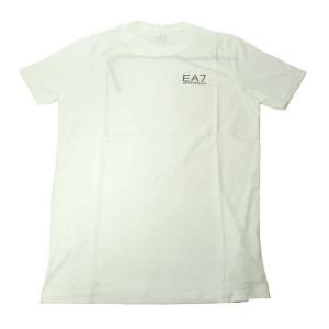 アルマーニ Tシャツ メンズ ホワイト エンポリオアルマーニ EA7|piazza