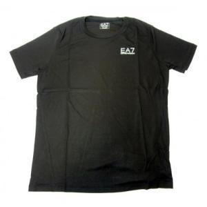アルマーニ Tシャツ メンズ ブラック エンポリオアルマーニ EA7|piazza