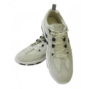 アルマーニ スニーカー メンズ エンポリオアルマーニ EA7 靴 40(日本サイズ約25.5cm)|piazza