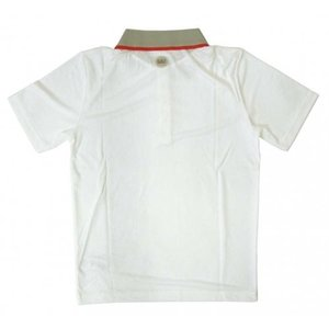 アルマーニ ポロシャツ ゴルフ メンズ ホワイト エンポリオアルマーニ EA7 piazza 02