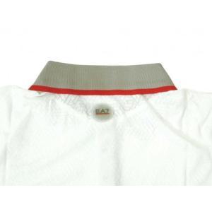 アルマーニ ポロシャツ ゴルフ メンズ ホワイト エンポリオアルマーニ EA7 piazza 03