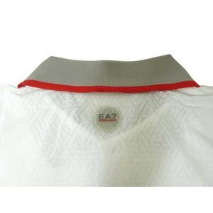アルマーニ ポロシャツ ゴルフ メンズ ホワイト エンポリオアルマーニ EA7 piazza 06