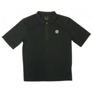 アルマーニ ポロシャツ 速乾素材 ゴルフ用 EA7 (ミッドナイト) XLサイズ|piazza