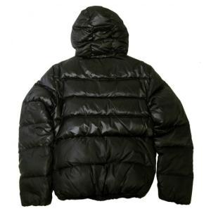 アルマーニ ダウン ジャケット Mサイズ エンポリオアルマーニ EA7(ブラック)|piazza|02
