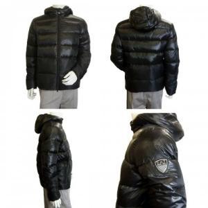 アルマーニ ダウン ジャケット Mサイズ エンポリオアルマーニ EA7(ブラック)|piazza|03