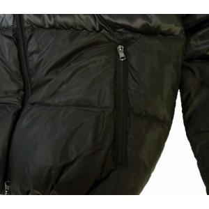 アルマーニ ダウン ジャケット Mサイズ エンポリオアルマーニ EA7(ブラック)|piazza|04