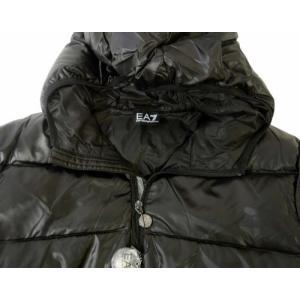 アルマーニ ダウン ジャケット Mサイズ エンポリオアルマーニ EA7(ブラック)|piazza|05