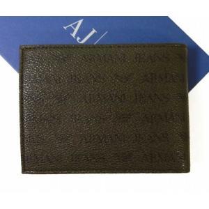 アルマーニ 財布 メンズ ジーンズ  二つ折り|piazza|02
