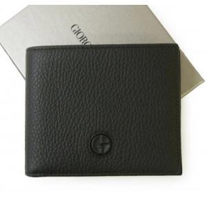 アルマーニ 財布 メンズ 札入れ カードケース ジョルジオアルマーニ *小銭入れなし *小銭入れ無し|piazza