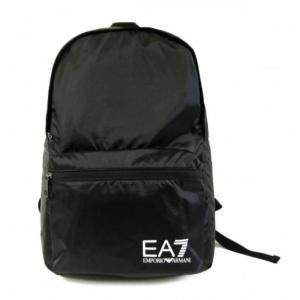 アルマーニ リュック  バックパック ブラック 軽量 エンポリオアルマーニ EA7|piazza
